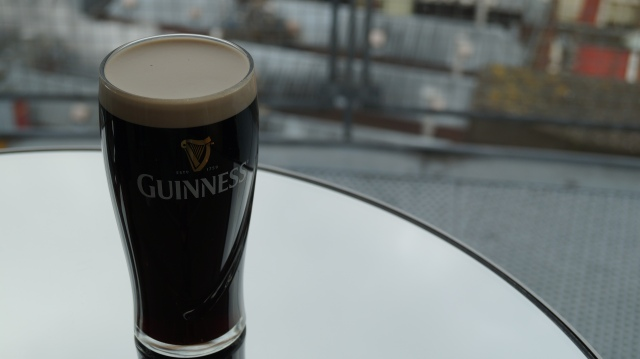 Sky Bar at Guinness Factory